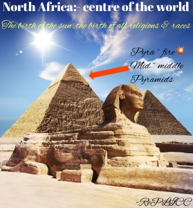 Pyramids: The Beacon of Light
