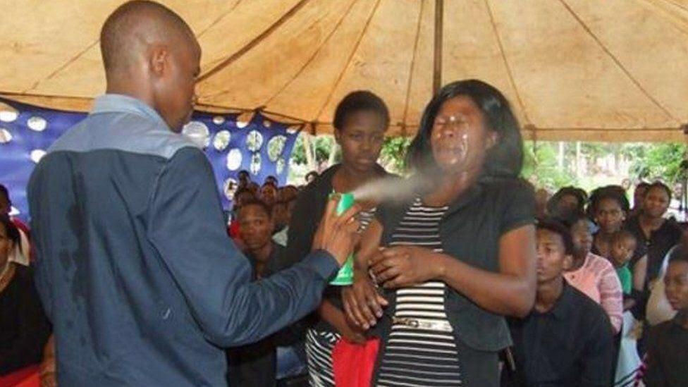 Africa's Water Spirits – PLICC