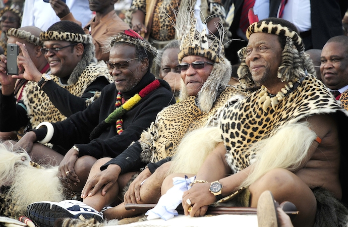 The Zulu Monarchy