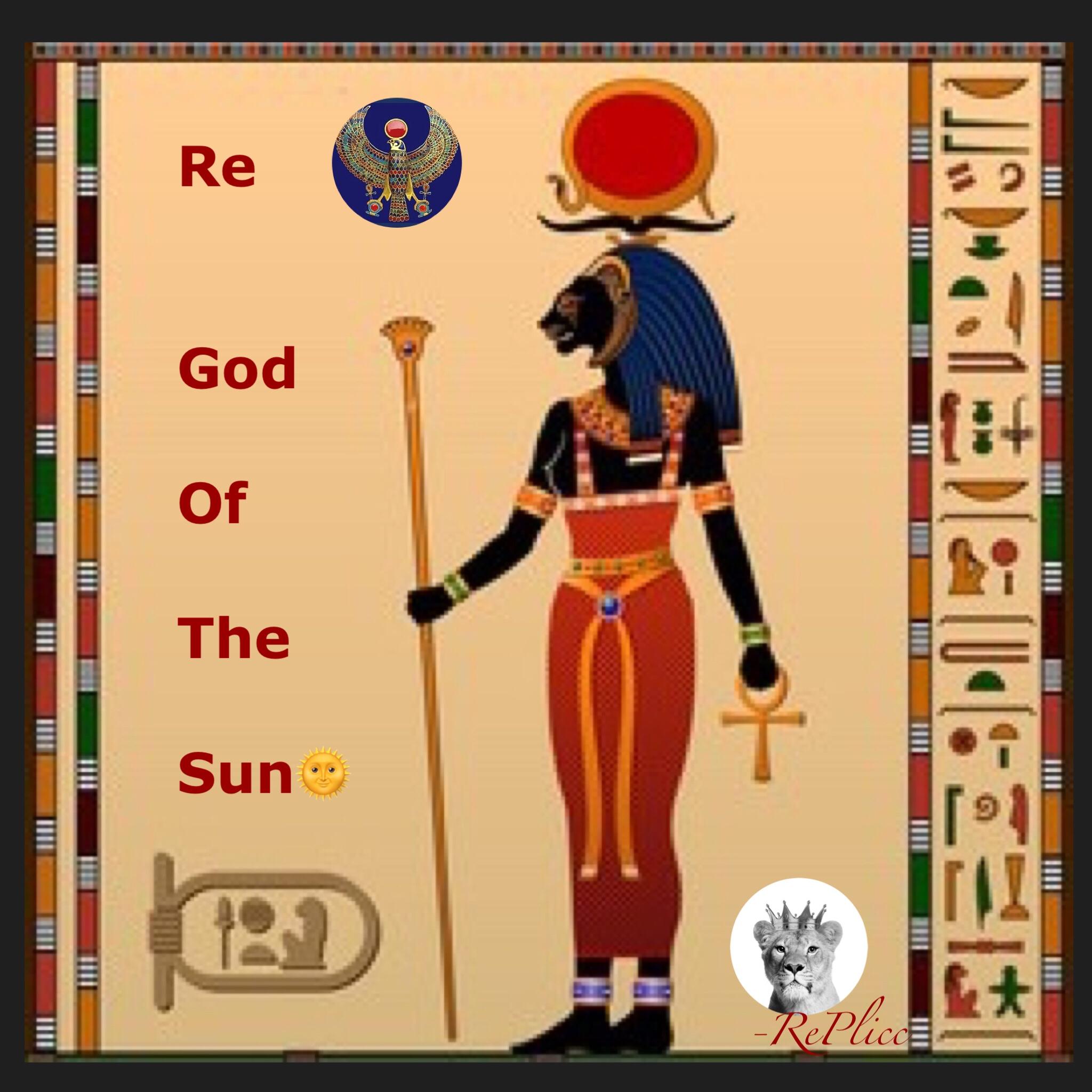 Re, The Sun God